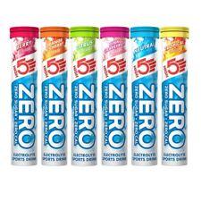 HIGH 5 ZERO CYCLING ENDURANCE SPORTS ELECTROLYTE HYDRATION DRINK - 20 TABLETS