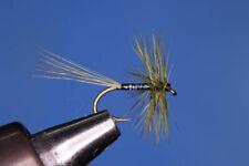 Fliegentom mouche sèche 3 pièces - Tom's midge