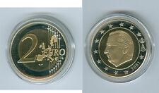 Belgique pièce de monnaie PP /PROOF (Choisissez deux : 2000 - 2017)