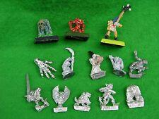 Whfb caos ejército, caos sorceror's familiares anuncio de varios