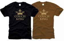 COUCH KING - Herren T-Shirt, Gr. S bis XXL