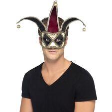 Men's Women's Unisex Gothic Venetian Harlequin Eyemask Halloween Fancy Dress Fun