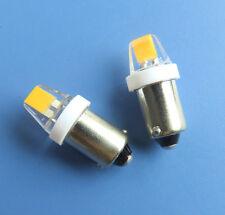BA9S T4W 1895 57 182 1445 6253  Small bulb DC12V 1W COB LED Silicone Crystal