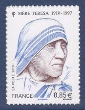 FRANCE AUTOADHESIF N°  468 ** MNH neuf sans charnière, Mère TERESA, TB
