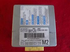 SRS unidad de control Honda Prelude bb6 bb8 año 97-01 f20a4 77960-s30-003 77960 s30 003