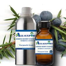 PURE JUNIPER BERRY ESSENTIAL OIL Juniperus communi  NATURAL AYURVEDA HERBAL