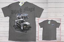 T-shirt CHEVROLET CAMARO con cartellino ORIGINALE GM grigia M-L-XL
