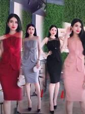 The Newest Fashion Elegant Sexy Women Evening Part Wedding Bodycon Dresses