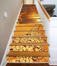 3D Sunset Glow  672 Stair Risers Decoration Photo Mural Vinyl Decal Wallpaper UK