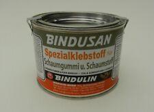 Schaumstoffkleber Schaumgummikleber Spezialkleber Bindusan 200 bzw 350 Gramm