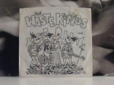 "THE WASTE KINGS - GARDEN OF MY MIND / RIDE THE SUN - 7"" VINYL VERY GOOD+"