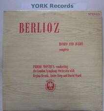 SCM 57-58 - BERLIOZ - Romeo & Juliet - Ex Con LP Record