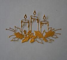 MEMORY Box brillante candele muoiono tagli