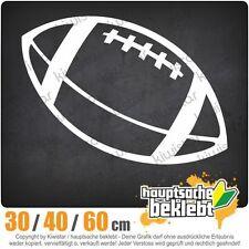Football chf0505  in 3 Größen JDM  Heckscheibe Aufkleber