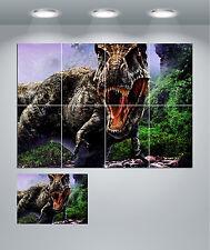 T Rex Dinosaur Giant Wall Art poster Print