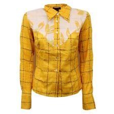 D6060 camicia donna CUSTO BARCELONA SLIM FIT shirt woman