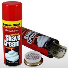 SHAVING FOAM STASH SAFE CAN HIDDEN DIVERSION SECRET HIDING CAR BOTTLE SAFES UK