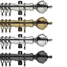Swish Elements Minster - 35mm Metal Curtain Pole Sets
