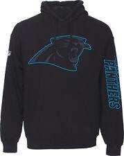 NFL Football Carolina Panthers Hoody Hoodie Kaputzenpullover REISER sweater