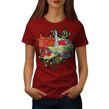 420 ERBA AMSTERDAM Donna T-shirt Nuove | wellcoda