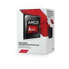 AMD A4 7300 APU Dual Core Radeon CPU Processor HD8470D Graphics FM2 4000Mhz 65W