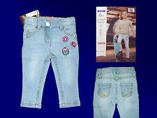 Niño Pantalones De Chica Vaqueros De Niñas Vaqueros Stretch talla 74 -80 NUEVO