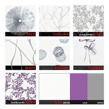 Gardinia Flächenvorhang 60x245cm & 60x300cm, v. Farben & Muster - Schiebegardine