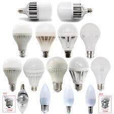 E14 E27 B22 B15 3W-36W SMD LED Candle/Globe Bulbs Light Bayonet White Lamps 220V