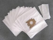 10 Staubsaugerbeutel für Menalux 3100, Staubbeutel Filtertüten + 2 Filter