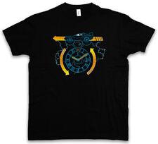 Clocktower 88 miles t-shirt back de vuelta en el to the futuro Future