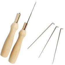 Creative Crafts Felting Needle Holder & Alternate Sized Felting Needles Craft