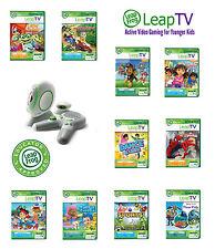 Leapfrog LeapTV Juegos software educativo para niños de 3 a 8 años
