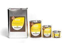 Treatex Hard Wax Huile Transparent Mat 007 30ml,0.50Ltr,1 Litre,2,5L/10Ltr