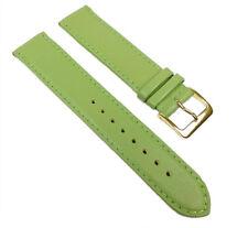 Miami Ersatzband Uhrenarmband Kalbnappa Band Hellgrün 22554G