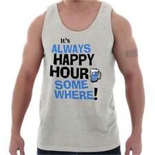 Happy Hour Somewhere Tank Top