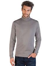 Herren Rollkragenpullover Rollkragen Shirt gekämmte Baumwolle Promodoro XS- 3XL