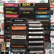 Atari® 2600 / 7800  |Spiel |Modul |Anleitung |Sammlung