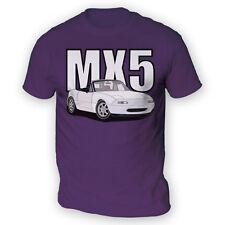 The MX5 Mk1 Mens T-Shirt -x13 Colours- Gift Present Japanese Drift JDM Sports