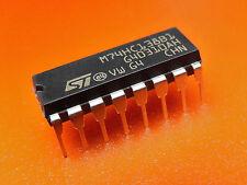 M74HC138B1R 74HC138 74HC CMOS 74138 STMicroelectronics
