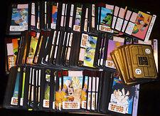 DRAGON BALL Z GT DBZ HONDAN PART 14 CARDDASS BP REG REGULAR CARD CARTE A L'UNITE