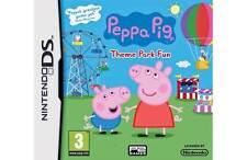 Peppa Pig - Theme Park Fun (Nintendo DS), Very Good Nintendo DS, Nintendo DS Vid