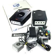 Nintendo Gamecube Konsole Schwarz + Original Controller + alle Kabel Ovp #B-Ware