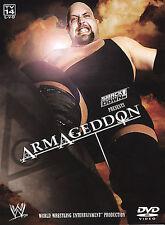 WWE - Armageddon 2004 (DVD, 2005)