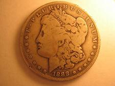R7 HIT LIST 40 VAM 7A 1888O  MORGAN SLVR DOLLAR UNITED STATES COIN 1888 O