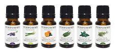 Essentials Oils Lavender Peppermint Eucalyptus Lemongrass Orange TeaTree