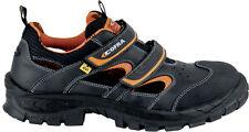Cofra VITHAR ESD scarpe antinfortunistiche aperto ai lati con COMPOSITO Punta Tappi & intersuola M