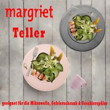 Speiseteller Dinner Teller Margriet Essteller Servierteller Keramik Flach Ø 27cm