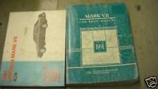 1991 Lincoln Mark VII MARK 7 Service Repair Shop Manual Set W EWD EVTM