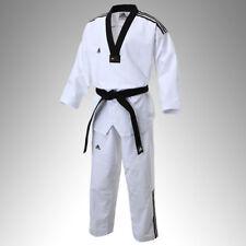 Adidas New 3///fighter uniform/ADI-FIGHTER NEW 3-STRIPE Taekwondo Uniform/Gis