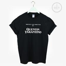 Escrito por Quentin Tarantino Camiseta Unisex Camisa Tumblr Camisa para hombre mujer